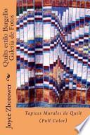 libro Quilts Estilo Bargello Galeria De Fotos