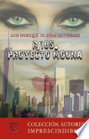 libro R/185. Proyecto Mouna