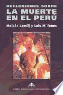 libro Reflexiones Sobre La Muerte En El Peru