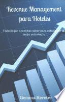 libro Revenue Management Para Hoteles