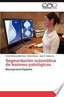 libro Segmentación Automática De Lesiones Patológicas