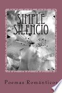 libro Simple Silencio