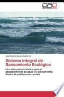 libro Sistema Integral De Saneamiento Ecológico
