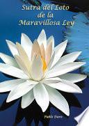 libro Sutra Del Loto De La Maravillosa Ley