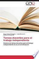 libro Tareas Docentes Para El Trabajo Independiente
