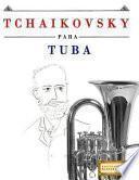 libro Tchaikovsky Para Tuba