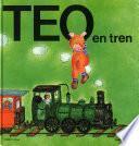 libro Teo En Tren