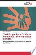 libro Test Proyectivos Gráficos En Adultos. Teoría Y Casos Clínicos