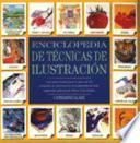 libro The [la] Enciclopedia De Técnicas De Ilustración