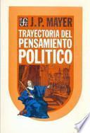 libro Trayectoria Del Pensamiento Político