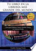 libro Tu Libro En La Librería Más Grande Del Mundo