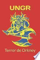 libro Ungr, Terror De Orkney