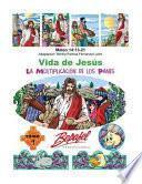 libro Vida De Jesús La Multiplicación De Los Panes