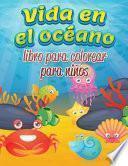 libro Vida En El Oceano