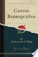 libro Cantos Berroqueños (classic Reprint)