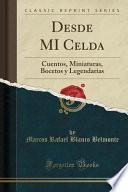 libro Desde Mi Celda