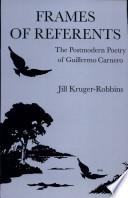 libro Frames Of Referents