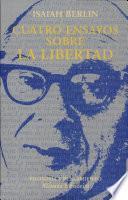 libro Cuatro Ensayos Sobre La Libertad