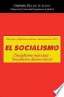 libro El Socialismo
