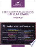 libro La Democracia Cristiana Que Queremos