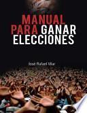 libro Manual Para Ganar Elecciones