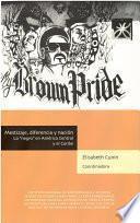 libro Mestizaje, Diferencia Y Nación