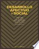 libro Desarrollo Afectivo Y Social