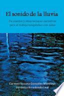 libro El Sonido De La Lluvia