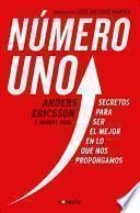 libro Nmero Uno/ Peak