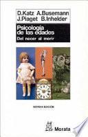 libro Psicología De Las Edades
