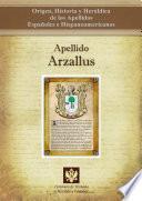 libro Apellido Arzallus