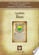 libro Apellido Baza