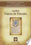 libro Apellido García De Paredes