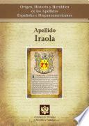 libro Apellido Iraola