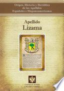 libro Apellido Lizama