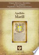 libro Apellido Marill