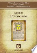 libro Apellido Potenciano