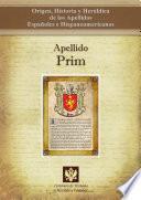 libro Apellido Prim
