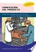 libro Verificación Del Producto
