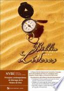 libro Biblia De Estudio Para Lideres