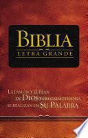 libro Biblia Letra Grande