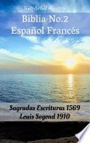libro Biblia No.2 Español Francés