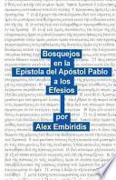 libro Bosquejos En La Epistola Del Apostol Pablo A Los Efesios