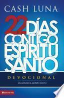 libro Contigo, Espíritu Santo