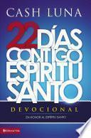 libro Contigo Espiritu Santo