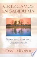 libro Crezcamos En Sabiduria
