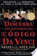 libro Descubra Los Misterios Del Código Da Vinci