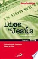 libro Dios En Jesús