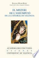 libro El Misteri De L Assumpció De La Catedral De València
