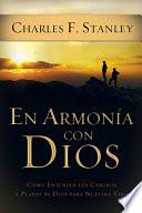 libro En Armonía Con Dios
